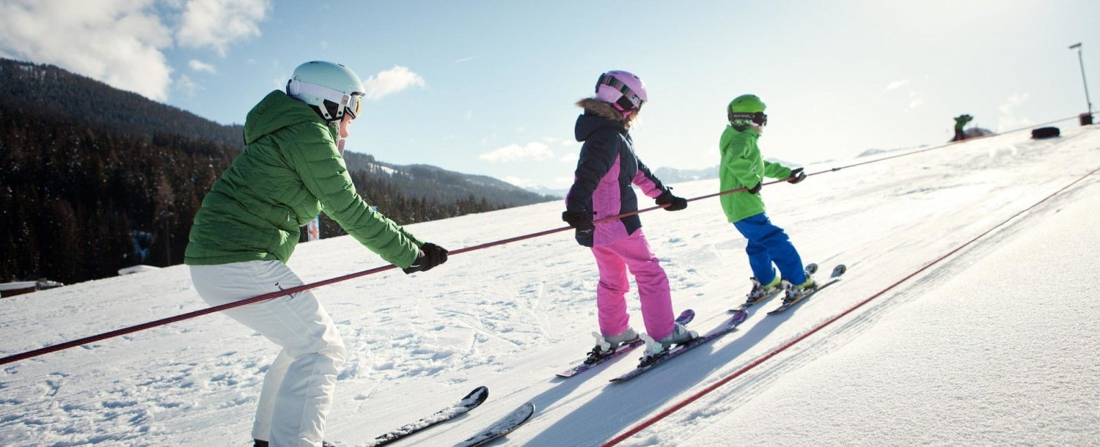 Little Skiiers become great