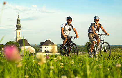 Cycling and biking - Hotel Alte Post Faistenau
